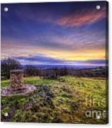 Beacon Hill Sunrise 8.0 Acrylic Print