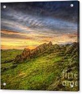 Beacon Hill Sunrise 9.0 Acrylic Print