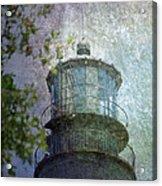 Beacon Of Hope Acrylic Print by Judy Hall-Folde