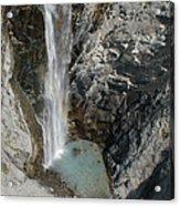 Bear Creek Falls Acrylic Print