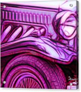 Beauford Classic Tourer Acrylic Print