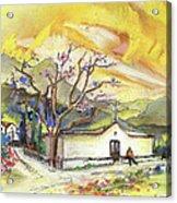 Beautiful Andalusia 01 Acrylic Print