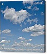 Beautiful Skies Acrylic Print
