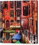 Beautiful Venice Acrylic Print