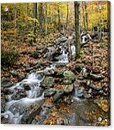 Beautiful Vermont Scenery 16 Acrylic Print