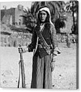 Bedouin Youth, C1926 Acrylic Print by Granger
