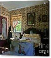 bedroom Anna Jarvis Acrylic Print