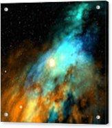 Beducas Nebula Acrylic Print