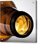 Beer Bottle Neck 1 B Acrylic Print