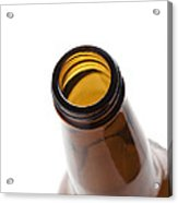 Beer Bottle Neck 3 Acrylic Print