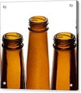 Beer Bottles 1 A Acrylic Print
