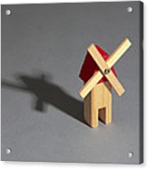 Behavior Of A Shadow Vertical, Photo 3 Acrylic Print