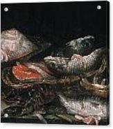 Beijeren: Fish Acrylic Print