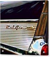 Bel Air Acrylic Print by Scott Norris