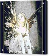 Bell Fairy  Acrylic Print