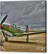 Bell P-63 Kingcobra Acrylic Print