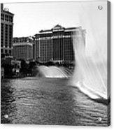 Bellagio Fountains II Acrylic Print