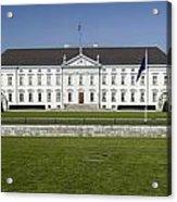 Bellevue Palace Berlin Acrylic Print