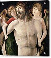 Bellini: Pieta Acrylic Print