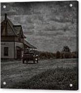 Bellis Road Acrylic Print
