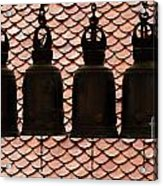 Bells Bangkok Acrylic Print
