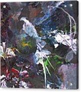 Beneath The Surface Acrylic Print