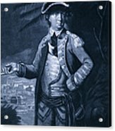 Benedict Arnold - Who Commanded Acrylic Print by Everett