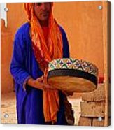 Berber  Acrylic Print