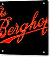 Berghoff Acrylic Print
