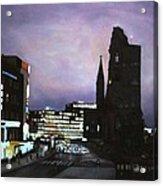 Berlin Nocturne Acrylic Print