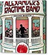 Berlin: Ragtime Band, 1911 Acrylic Print