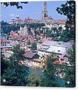 Berne, Switzerland Acrylic Print