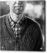 Bertolt Brecht (1898-1956) Acrylic Print