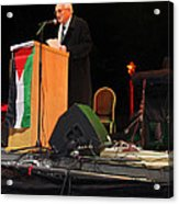 Bethlehem Mayor Dr. Victor Batarseh Acrylic Print