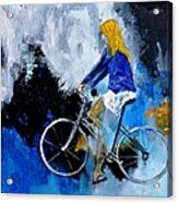 Bicycle 77 Acrylic Print