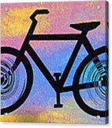 Bicycle Shop Acrylic Print