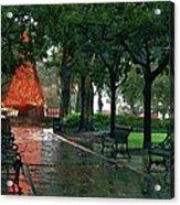 Bienville Square Acrylic Print