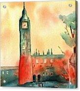 Big Ben    Elizabeth Tower Acrylic Print