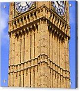 Big Ben Acrylic Print by Roberto Alamino