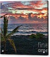 Big Island Sunrise Acrylic Print