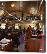 Big Nigerian Church In Lagos Acrylic Print
