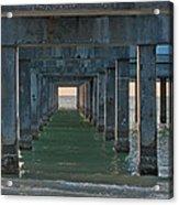 Big Pier 60 Clearwater Beach Acrylic Print