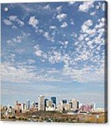 Big Sky Yeg Acrylic Print