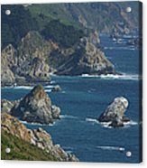 Big Sur Coast Acrylic Print
