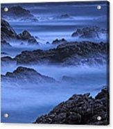 Big Sur Mist Acrylic Print