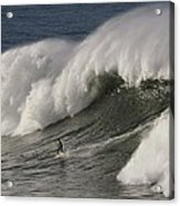 Big Wave II Acrylic Print