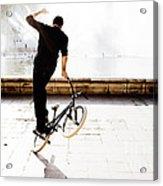 Bike Mx Acrylic Print