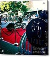 Bike Parking Acrylic Print