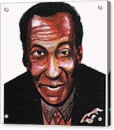 Bill Cosby Acrylic Print