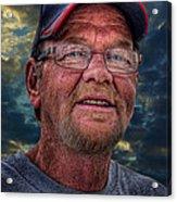 Bill Acrylic Print